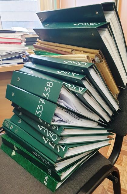 Dokumentacja urządządzeń, resurs, UDT